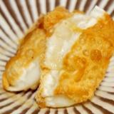 ハムチーズの揚げ餃子