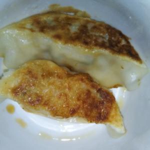 きのことチーズの洋風餃子