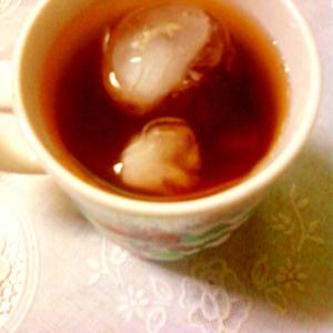 ☆。.:★*オレンジレモン麦茶☆。.:★*