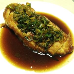 鶏胸肉で作るあっさり油淋鶏