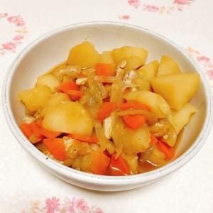 簡単美味しい!ジャガイモの煮物