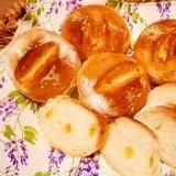 オレンジピール入り☆丸パン