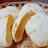 気軽に作るピタパン♪