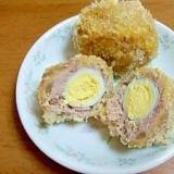 うずらの卵☆スコッチエッグ