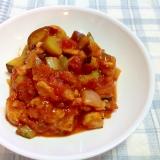 野菜たっぷり!簡単ラタトゥイユ(^○^)