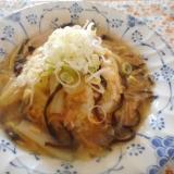 乾燥ホタテと白菜のあんかけチャーハン