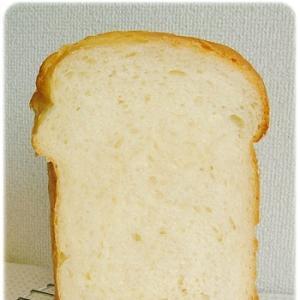 100%薄力粉のプレーン食パン