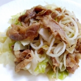 ご飯がすすむ☆牛肉とキャベツの甘辛炒め