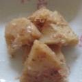 めんつゆで筍の土佐煮