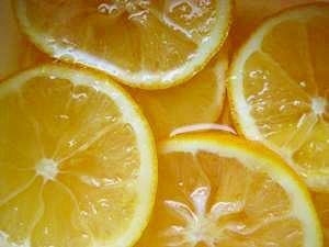 あま~い★レモンの蜂蜜づけ