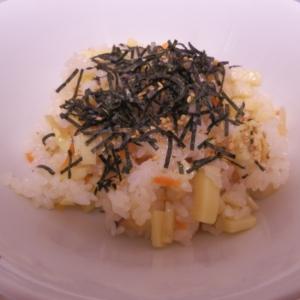 筍のチラシ寿司■ずぼらーな下ごしらえ解説付■