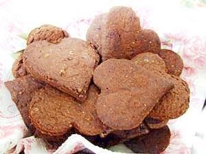 ヘルシーココアクッキー