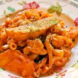 食べ応え大満足♪野菜ジュースde栄養UPマカロニ