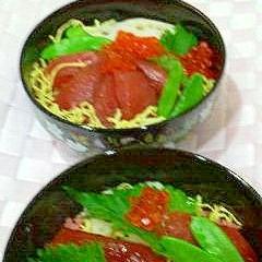 栄養満点~ちらし寿司~