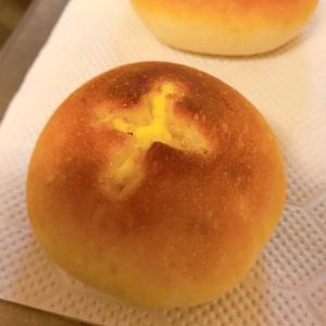 HBで簡単!ポテトパン