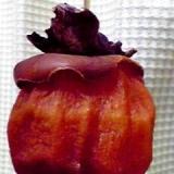 自家製干し柿