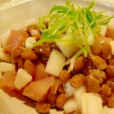 マグロ納豆