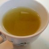 濃いめの緑茶で ❤塩麹ジンジャー緑茶❤