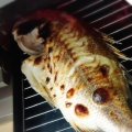 鯛の丸焼き