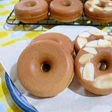 黒糖きなこ焼きドーナツ
