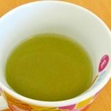 ぽかぽか~♡温活♡蜂蜜と生姜入り緑茶