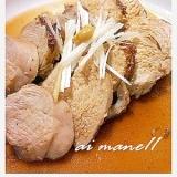 鶏胸肉のチャーシュー