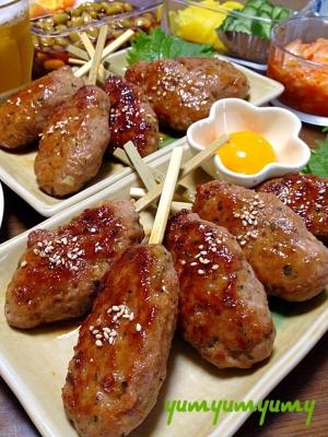 豚ひき肉のつくねです☆甘辛味でふっくらやわやわ~♪ レシピ ...