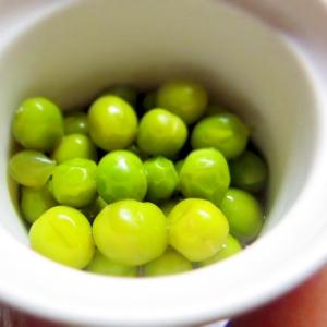 簡単☆グリーンピース煮☆