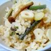 お好みの山菜を使って♪「山菜ご飯」献立
