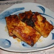 ☆こってり濃厚☆豆腐ステーキ