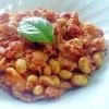 減塩♪豚肉と大豆のトマト炒め煮☆覚えやすい分量で!