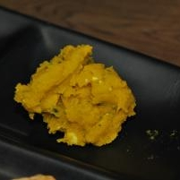 胃腸に優しい☆カボチャとチーズのサラダ