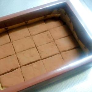 簡単生チョコ++