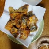 鯖の竜田揚げ(生姜醤油)