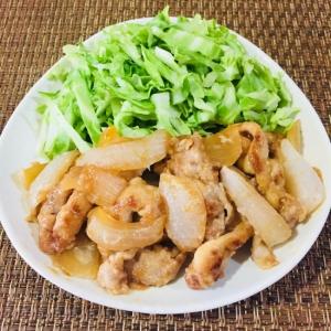 市販のタレで簡単‼️ 豚の生姜焼き