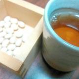 2018年節分☆福豆茶