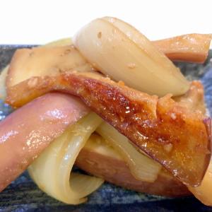 ご飯がすすむ〜♫ 玉ねぎとナスの生姜焼き