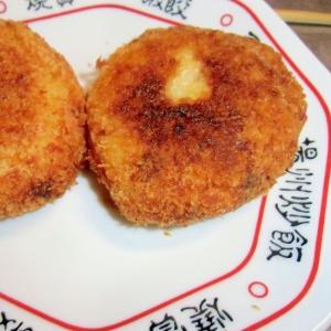 ベーコン入りマヨ豆腐コロッケ