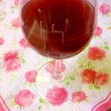 ♡゚・。♥。赤の魅力❤ザクロ酢赤ワイン♡゚・。♥