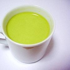 抹茶風味のココア、抹茶ココア