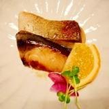 かんぱちとサワラ☆甘めの味噌漬け