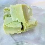 美味しいよ♪ 緑茶ミルクマシュマロ
