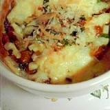 納豆のチーズ焼き