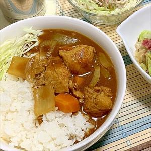 凍らせ豆腐は肉の役 ルゥ使いでもさらっと健康カレー
