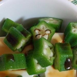 おくら☆豆腐