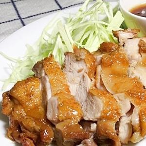 鶏の照り煮 簡単!黒酢でプロの味