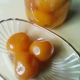 とろ~り甘い金柑の甘露煮