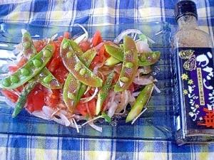 ❤ グリーンがいっぱい! 野菜サラダ ❤