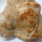 鶏のとんとん焼き(鶏の白胡椒焼き)