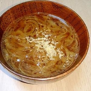 飴色玉ねぎの簡単スープ★